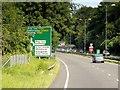 SU6153 : Basingstoke Northern Ring Road (A339) by David Dixon