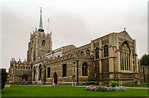 TL7006 : Cathedral church of St Mary the Virgin, Chelmsford by Julian P Guffogg