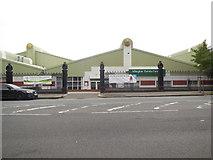 TQ3084 : Islington Tennis Centre by Paul Gillett