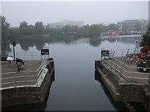 SK9771 : Brayford Pool, Lincoln by JThomas