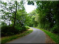 SU7448 : Bend on Wood Hill Lane by Shazz