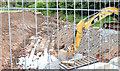 J3673 : Grand Parade culvert improvements, Belfast - September 2014(3) by Albert Bridge