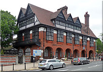 SK7954 : Former Ossington Coffee Palace, Castle Gate, Newark-on-Trent by Stephen Richards