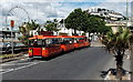 SX9163 : Torquay Land Train by Jaggery