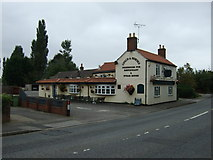 TF0684 : Coach & Horses pub, Faldingworth  by JThomas