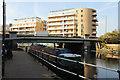 TQ3586 : Lea Bridge by Richard Croft