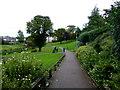 C8432 : Anderson Park,Coleraine by Kenneth  Allen