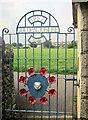 SX8648 : Jubilee gate, Stoke Fleming by Derek Harper
