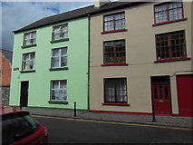 V9690 : Houses on New Street, Killarney by Ian S