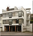TQ2749 : Modernist house, Redhill - 3 by Julian Osley