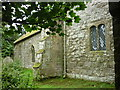 NZ0982 : St Andrew's Church, north by Carroll Pierce