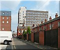 SJ9398 : Fleet Street by Gerald England