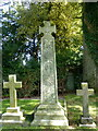 SD3097 : John Ruskin's grave, Coniston by pam fray