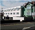 SJ8478 : Last days of a Premier Inn in Alderley Edge by Jaggery