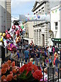 SW8032 : The scene in Church Street during the Tall Ships Festival 2014 by Rod Allday