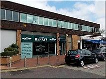 SJ8481 : Famous Henrys, Wilmslow by Jaggery