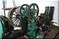 SU4924 : Twyford Waterworks - engine and pump by Chris Allen