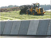 TF9038 : Anaerobic digestion plant at Egmere by Evelyn Simak