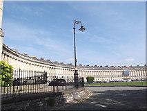 ST7465 : Royal Crescent, Bath by Robin Sones
