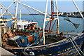 NX0561 : Olive Branch, Stranraer Harbour by Billy McCrorie
