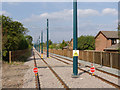 SK5636 : Looking north from Compton Acres tram stop by Alan Murray-Rust