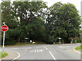 TG1905 : Intwood Road, Cringleford by Adrian Cable