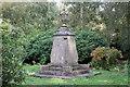 SJ5510 : The Berwick Memorial, Attingham Park by Jeff Buck