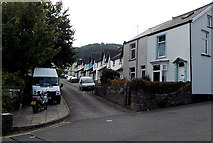 SS6188 : Dunns Close, Mumbles, Swansea  by Jaggery