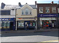 SS6593 : Collecting for charity in Swansea by Jaggery