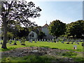 TV5597 : Church of St Simon and St Jude, East Dean by PAUL FARMER
