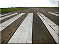 TG2723 : View along the main runway by Evelyn Simak