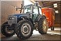 SX9988 : East Devon : Postlake Farm by Lewis Clarke