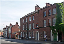SK3436 : 6-10 Bridge Street, Derby by Stephen Richards