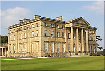 SJ5409 : The Mansion at Attingham Park by Jeff Buck