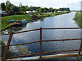 TL3694 : Floods Ferry Marina Park by Richard Humphrey