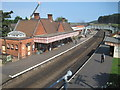 TG1141 : Weybourne NNR railway station, Norfolk by Nigel Thompson