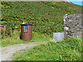 NM8027 : Toilet at Lower Gylen Tearoom by Oliver Dixon