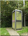 TM2888 : Denton Telephone Box by Adrian Cable