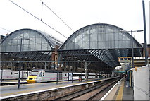 TQ3083 : King's Cross Station by N Chadwick
