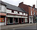 SJ2829 : Milton Francis & Hughes solicitors office in Oswestry by Jaggery