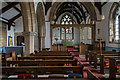 TF0684 : Interior, All Saints' church, Faldingworth by J.Hannan-Briggs