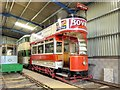SD8303 : Stockport Number 5, Heaton Park Tramway Museum by David Dixon