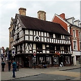 SJ2929 : Grade I listed Llwyd Mansion, Oswestry by Jaggery