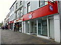 H4572 : Shop closed, Omagh by Kenneth  Allen