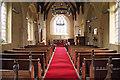 TG0336 : All Saints, Sharrington - East end by John Salmon