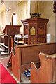 TG0336 : All Saints, Sharrington - Pulpit by John Salmon