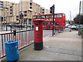 TQ3871 : Postbox on Southend Lane by Stephen Craven