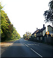 TL7066 : B1085 Station Road, Kentford by Adrian Cable