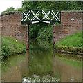SP1660 : Draper Bridge near Bearley, Warwickshire by Roger  Kidd