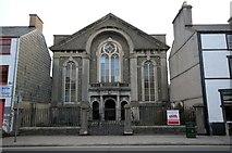 SH5638 : Salem Welsh Independent Chapel,Porthmadog by Arthur C Harris